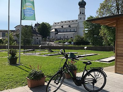 E-Bike Obertrum am See